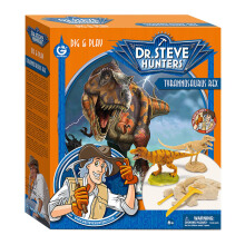 GEOWORLD Dinosaurs Collection - Dig & Play - Tyrannosaurus Rex