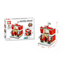 SEMBO BLOCK Town Hall SD6520
