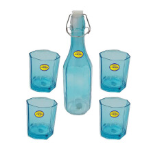 FORMIA Water Drinking FR7091050 Set of 5 - Blue