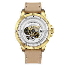 Lee Watch AUTOMATIC Jam Tangan Wanita Lee Metropolitan Gents M55DIY-GOLD