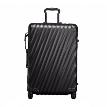 TUMI 19 Degree Alumunium Short Trip Packing Case Matte Black [36864MD2]