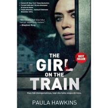 The Girl On The Train  - Paula Hawkins 9786020989976