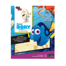 INCREDIBUILDS 3D Puzzle - Dory (Finding Dory)