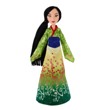 DISNEY PRINCESS Classic Mulan Fashion Doll DPHB5827