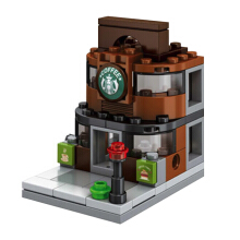 SEMBO BLOCK Coffee Shop Small SD6603