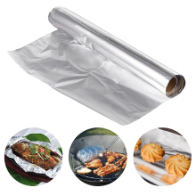 5m x 30cm Aluminum Foil Barbecue Wrapping