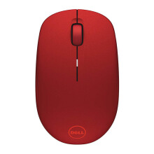 DELL WM126 Wireless Mouse - Red