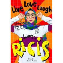 Live Love Laugh Bareng Ricis - Ria Ricis 9786020851624