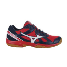 MIZUNO CYCLONE SPEED - TRUE RED / WHITE / DRESS BLUES