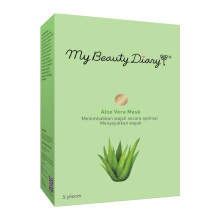 MY BEAUTY DIARY Aloe Vera Mask 5pcs