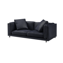 Ivaro - Sofa Robin - Black Black big