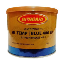 Burgari Semi Synthetic Lithium Grease No.3 Hi-Temp 400 EP - 210 gram