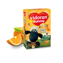 VIDORAN Gummy Vitamin C Box - 60gr