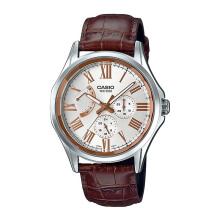 CASIO Enticer Leather Band MTP-E311LY-7AVDF
