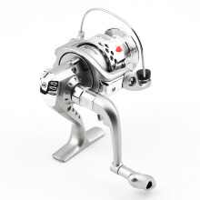 New 5.1:1 6BB Ball Bearings Fishing Spinning Reel Left/Right SG3000 ABS Spool