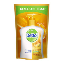 DETTOL Hand Wash Re-energize 200 ml Pouch