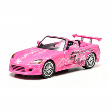 GREENLIGHT 1:43 Fast & Furious Collection Honda S2000 - Pink - 86225