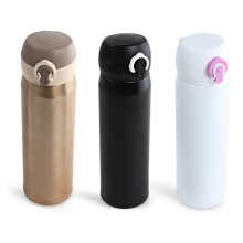500ML Bounce Cap Stainless Steel Double Wall Vacuum Bottle