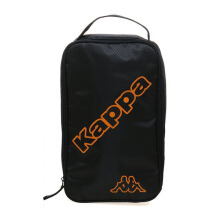 Kappa K6920005B Portable Shoes Bag - Black Black One Size