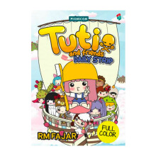 Tuti And Friends : Daily Strip - Rm Fajar - 9786022202196