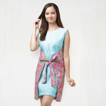 Modalogie DEBBY BLUE - Blue [ALL-SIZE]