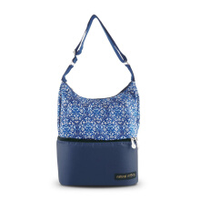 NATURAL MOMS Cooler Bag Tote - Blue Sofia