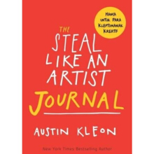 Steal Like An Artist Journal - Austin Kleon 9786023851799