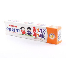 ENZIM Tooth Paste Anak Orange 50ml