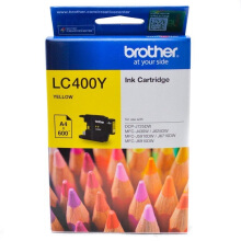 BROTHER LC-400 ink - Yellow