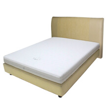 THE LUXE Mattress Reveire Orthopedic Complete Set - Kansas White/180x200