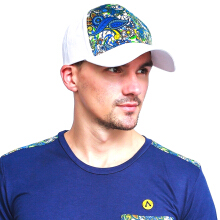 ALINSKIE BROTHERS Digger Cap C1004 - Blue [One Size]