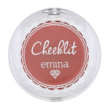 EMINA Cheeklit Pressed Blush Violet Berry 3.5 g