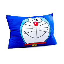BLOOMINGDALE Hollofill Pillow - Doraemon Strip / 60 x 45cm