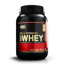 OPTIMUM NUTRITION Whey Gold Standart Strawberry (2 lbs)