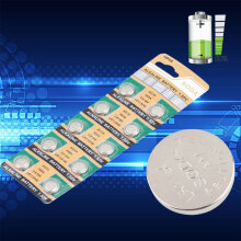 [Kingstore]AG10 LR1130 389A LR54 L1131 189 Alkaline Cell Button Battery
