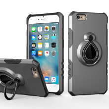 VOUNI iphone 6/6s/6 plus/6s plus  Phone case with ring buckle bracket drop protection sleeve tide