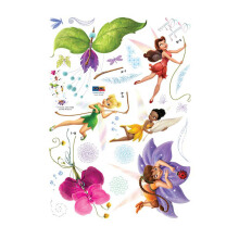 HYUNDAE FIXPIX Point Sticker  Tinker Bell DS58364