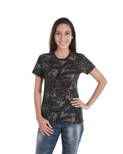SPECS FOLLA T-SHIRT W - BLACK