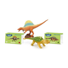 GEOWORLD Dinosaurs Collection - Two Pack- Spinosaurus & Euoplocephalus