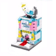 SEMBO BLOCK Baby Shop SD6037