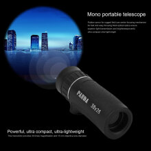 [Kingstore]Monocular Telescope 30x25mm Zooming Focus Green Optical Hunting Hiking