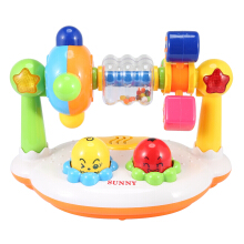 Multipurpose Music Initiation Toy for Children
