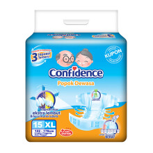 CONFIDENCE Adult Premium 15's [XL]