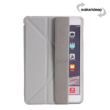 Keymao Apple iPad 2 3 4 Smart Tpu Case PU Leather Flip Stand Magnetic Wake Up Sleep