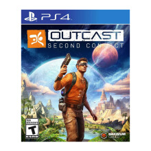 SONY PS4 Game - Outcast: Second Contact