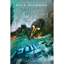 The Battle Of The Labyrinth-New - Rick Riordan 9786021606193