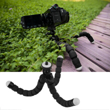 Universal Octopus Mini Tripod Supports Stand Spong For Mobile Phones Cameras