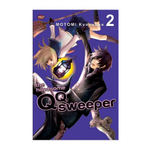 The Handsome Qq Sweeper 02 - Kyousuke Motomi - 531670120