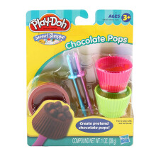 PLAYDOH Create Pretend Chocolate Pops PDO49685
