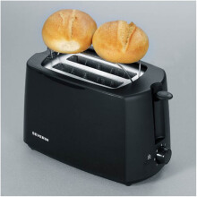 SEVERIN Toaster - AT 2287 Black